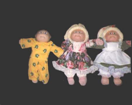 CABBAGE PATCH DOLL PATTERN FREE PATTERNS